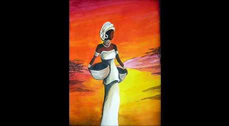 Masterpiece Galata Resim - Mama Afr