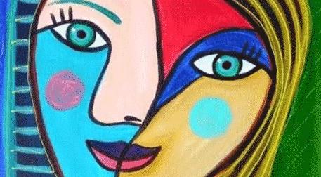 Masterpiece Junior Resim - Picasso