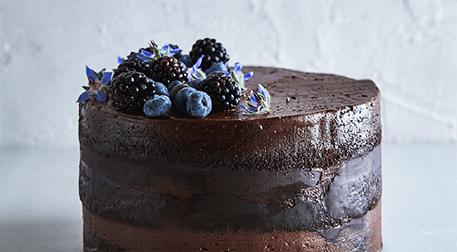 MSA- Şekersiz&Glütensiz- Naked Cake