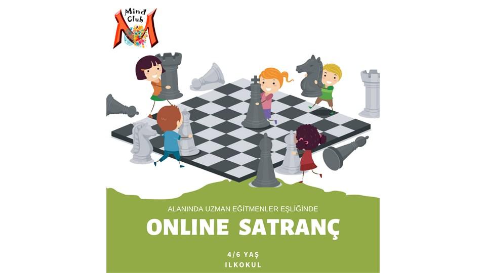 ONLINE SATRANÇ (5-6 YAŞ)