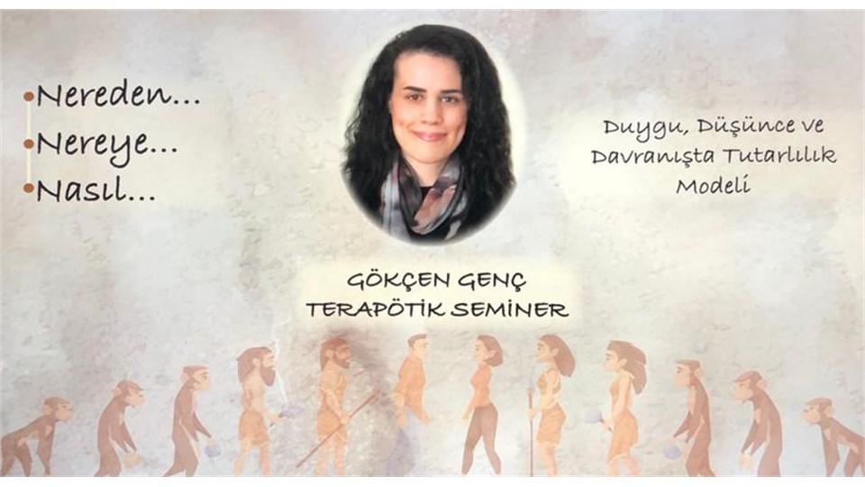 ÖZ DİSİPLİN PROGRAMI -Nereden Nereye Nasıl- Terapötik Seminer- Gökçen Genç