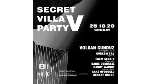 Secret Villa Party V