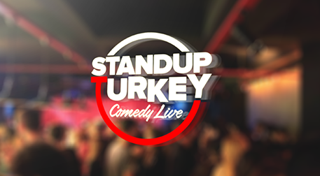 Standup Turkey - English Comedy Night
