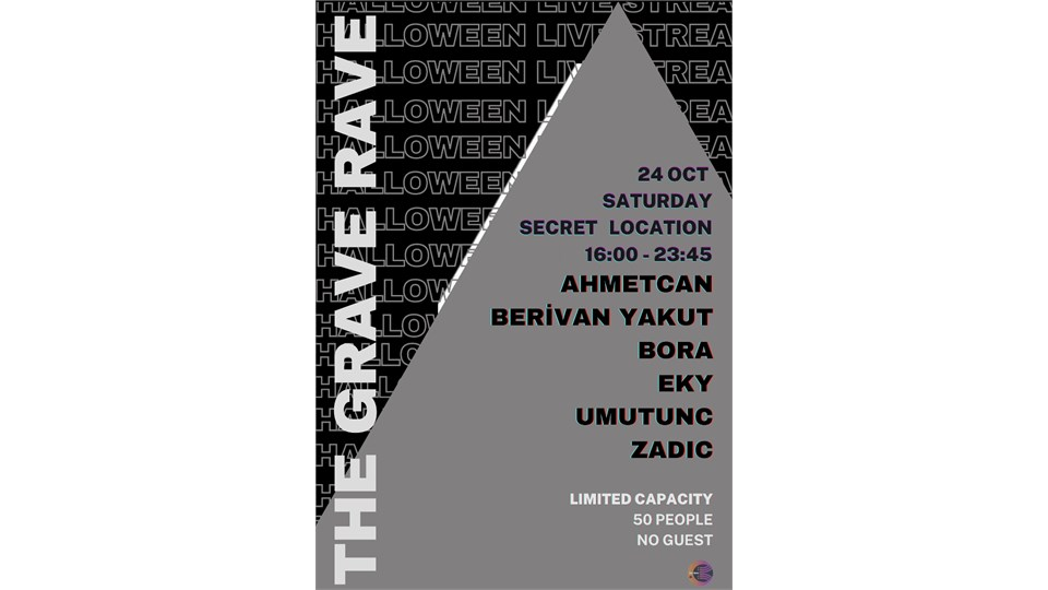 The Grave Rave by BeatUnited