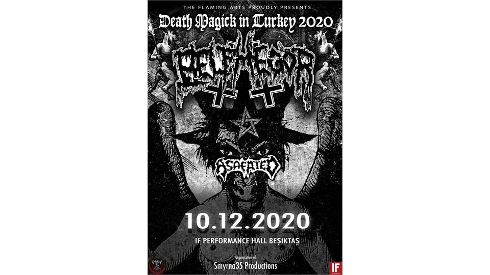 Belphegor (Death Magick in Turkey 2020)