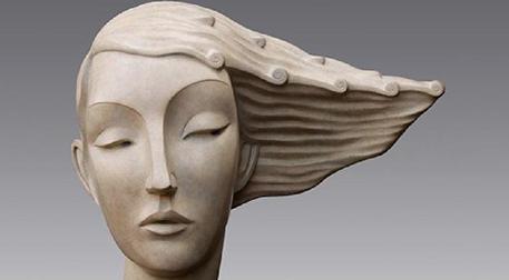 Heykel Workshop - Rüzgarlı Kadın