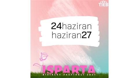 Isparta Bisiklet Festivali | 2021