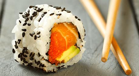 MSA - Genç Gurme - Sushi
