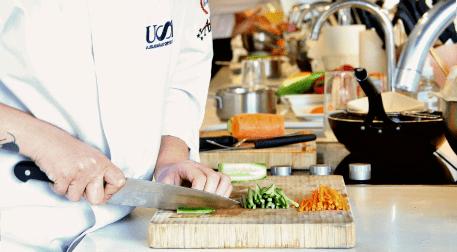 Mutfağa İlk Adım Aşçılık