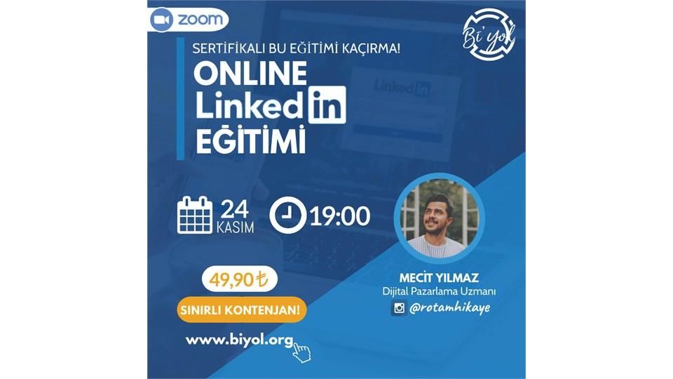 Online LinkedIn Eğitimi