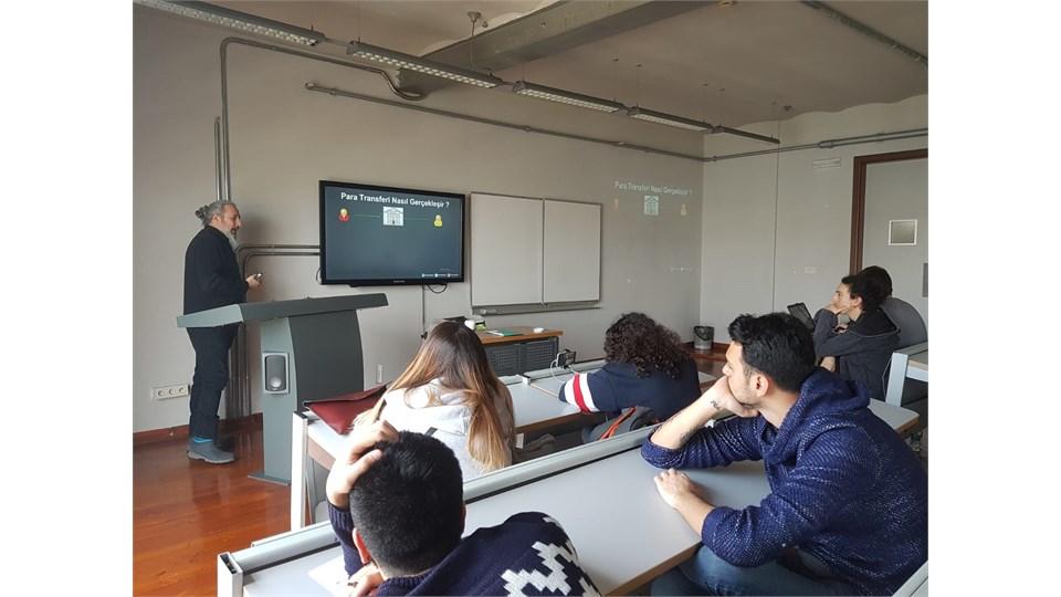 ONLINE SERTİFİKALI - Uygulamalı Kriptopara Kullanımı ve Güvenliği Temel Eğitimi - 12 Kasım