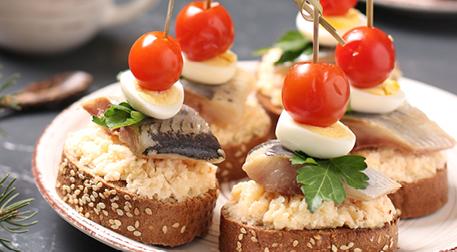 Party Foods - Yılbaşı Özel
