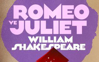 Romeo ve Juliet İş Sanat Okuma Tiyatrosu'nda