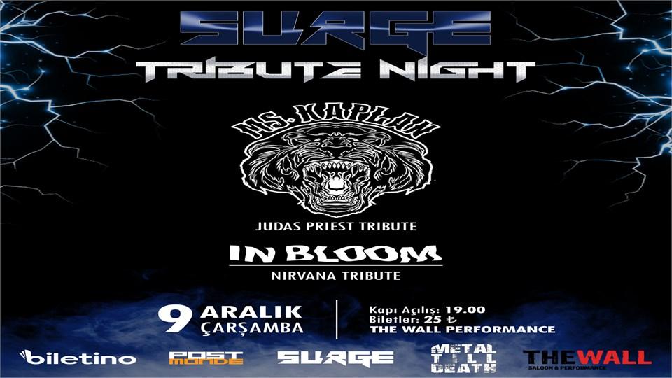 Surge Tribute Night