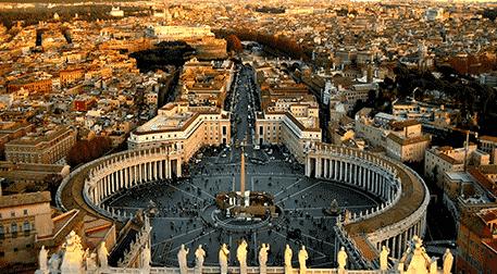 Vatikan Sistina Şapeli