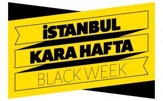 Kara Hafta İstanbul Festivali 23 - 29 Kasımda