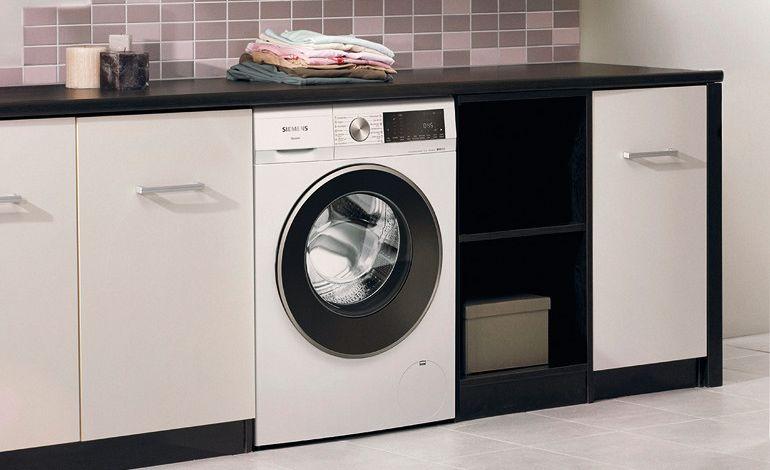 Siemens'ten 10 kg Kapasiteli Çamaşır Makinesi