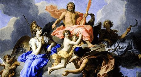 Antik Yunan Dini ve Mitolojisi