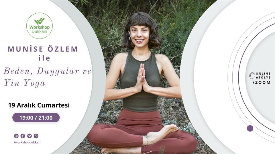 Beden, Duygular ve Yin Yoga