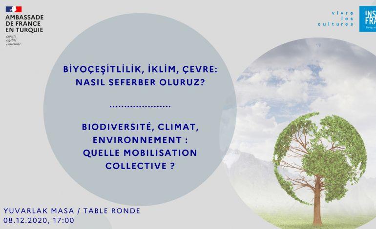 Biyoçeşitlilik, iklim ve çevre: Nasıl seferber oluruz?