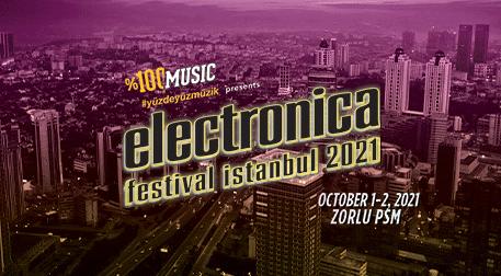 Electronica Fest. İstanbul Kombine