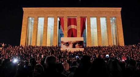 Göz Göze Atatürk Sergisi