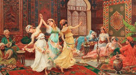 Harem: Osmanlı Sarayında Kadınlar
