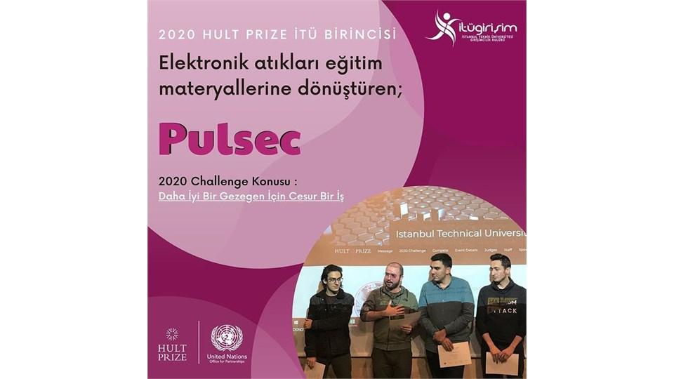 Hult Prize İTÜ OnCampus