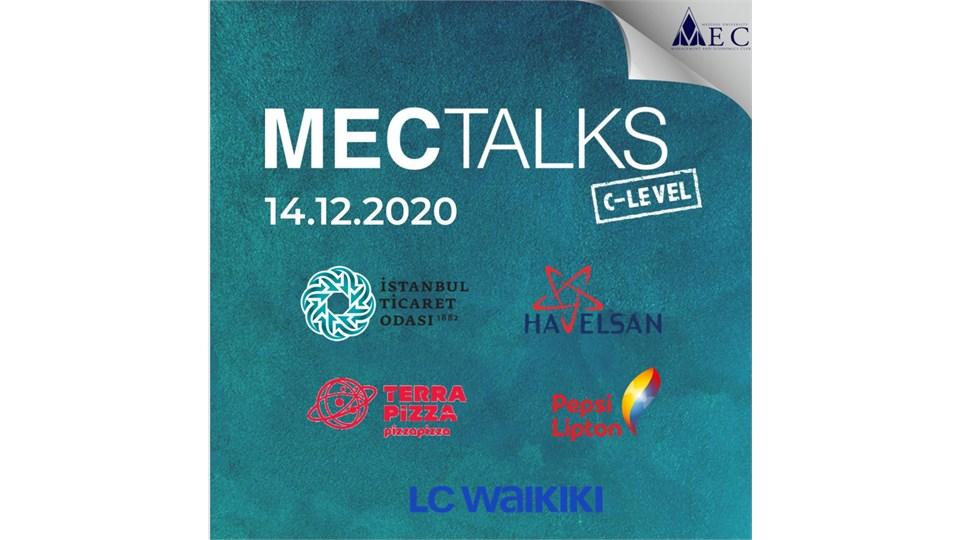 MECTalks C-Level 20' - 14 Aralık 2020