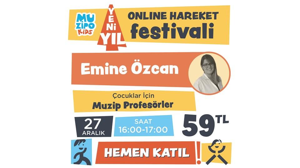 Muzipo Kids Muzip Profesörler Atölyesi | ONLINE