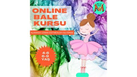 ONLINE BALE KURSU (4-6 YAŞ) (6-9 YAŞ)