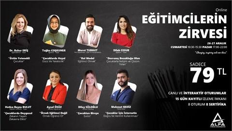 Online EĞİTİMCİLERİN ZİRVESİ / 26-27 Aralık