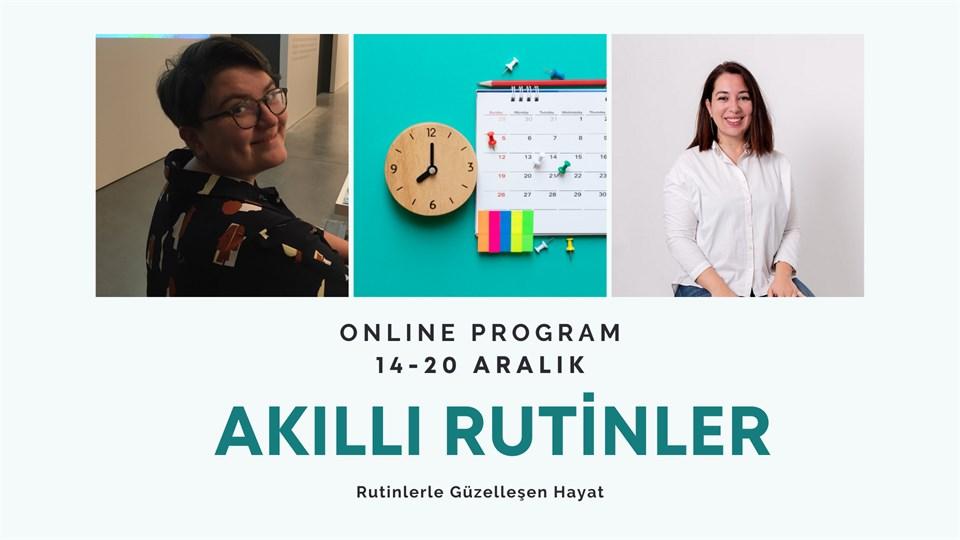 Online Program: Akıllı Rutinler