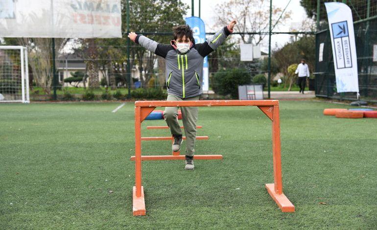 Pandemide Açık Havada Spor Zamanı