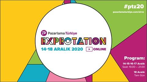 """Pazarlama Türkiye Zirvesi """"Expectation"""""""