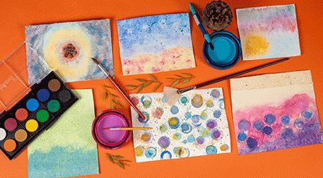 Renklerle Deney: Sulu Boya