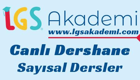 Sayısal Dershane