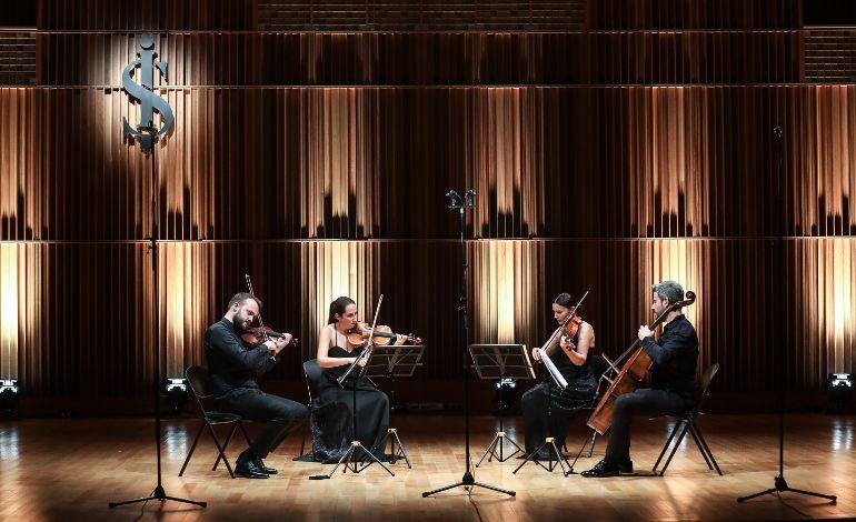 Semplice Quartet: 'İyi ki Doğdun Beethoven'