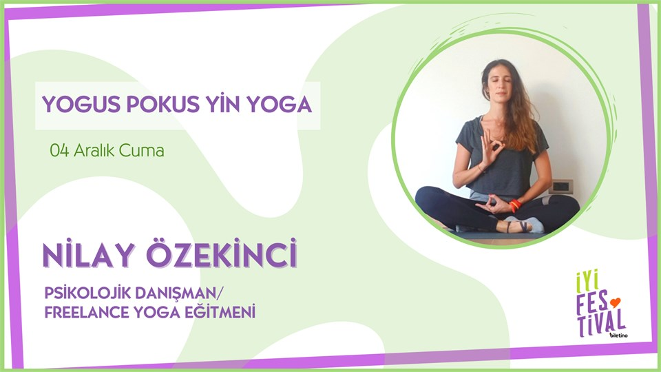 Yogus Pokus Yin Yoga
