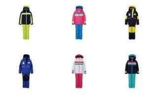 Büyüyüp Küçülebilen Çocuk Kayak Kıyafetleri Koleksiyonu SUKUSUKU SPX'te