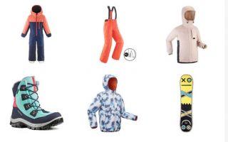 Sıcacık Montlar, Bere ve Botlar Decathlon'da