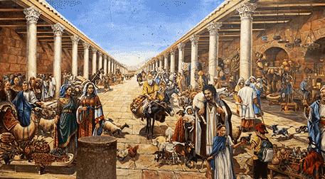 Antik Çağ'da Roma'da Günlük Yaşam