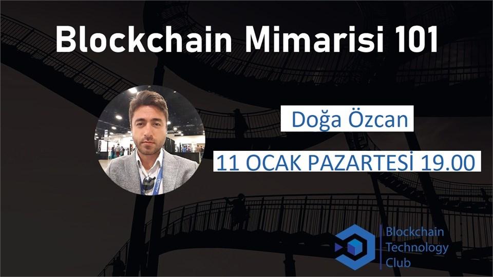 Blockchain Mimarisi 101