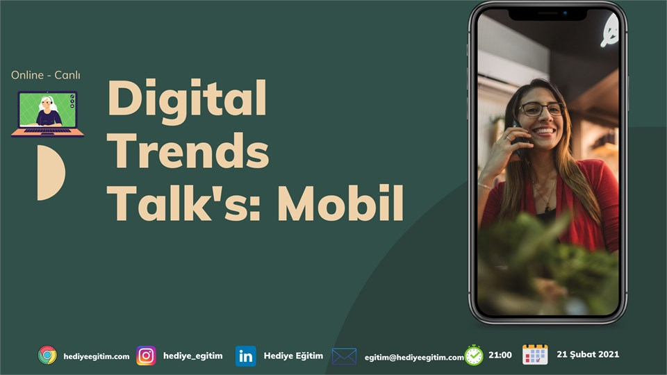 Digital Trends Talk's: Mobil