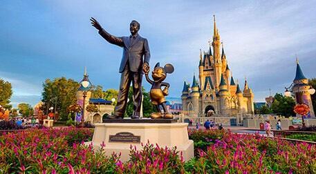 Disneyland Sanal Gezisi
