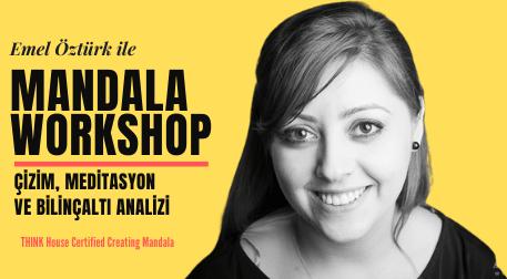 Emel Öztürk ile Mandala Workshop