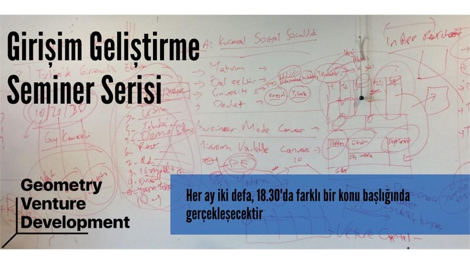 Girişim Geliştirme Semineri #46   Risk   Geometry Venture Development