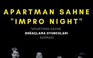Impro Night / Karma Doğaçlama