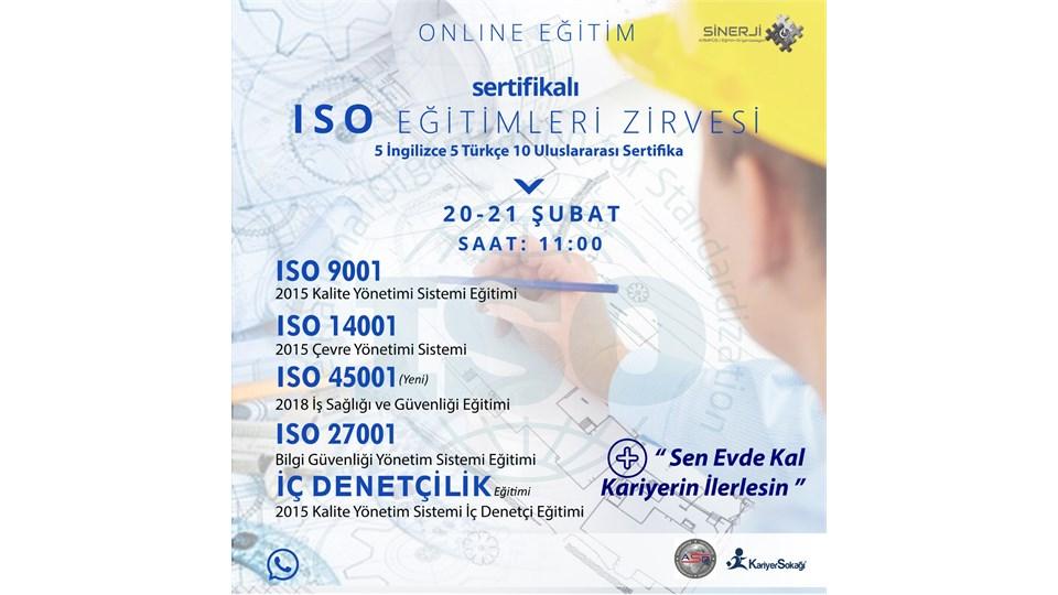 ISO EĞİTİM ZİRVESİ - GENEL (20-21 Şubat)