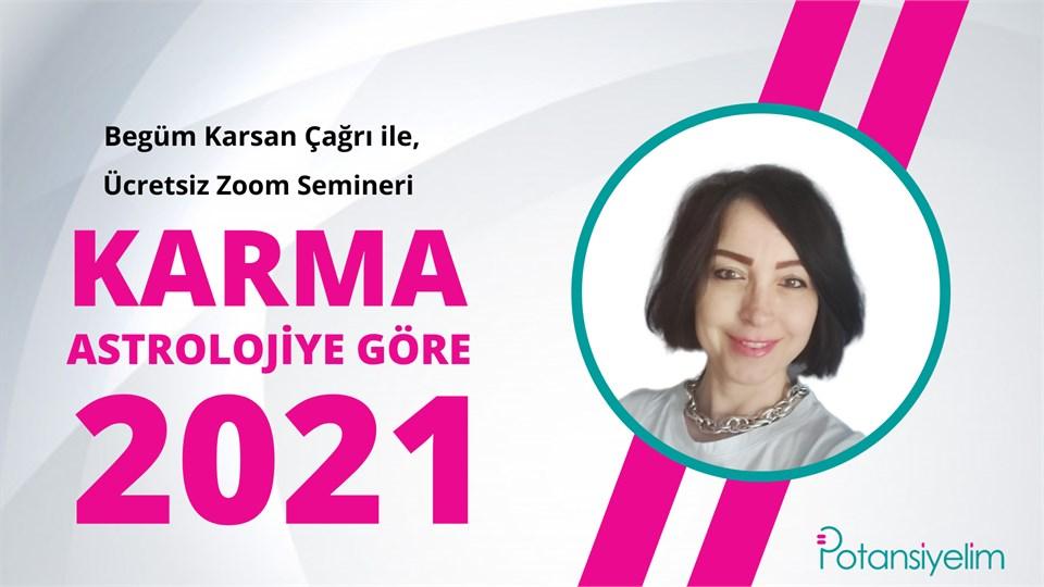 Karma Astrolojiye Göre 2021